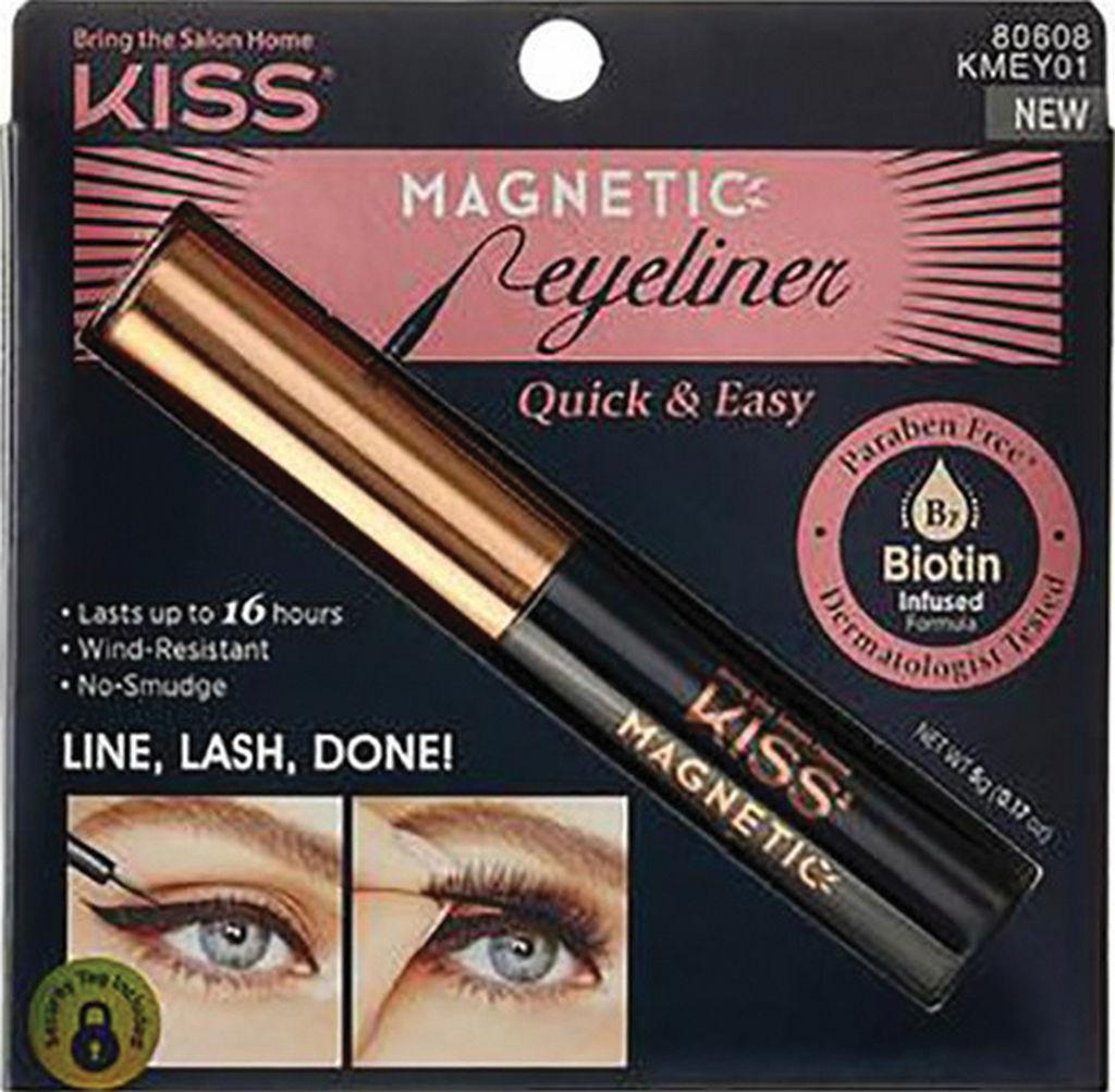 Črtalo Kiss Magnetic – KMEY01C