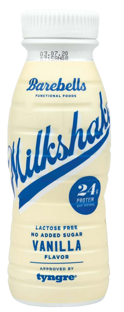 Napitek beljakovinski Barebells, vanilija, 330 ml