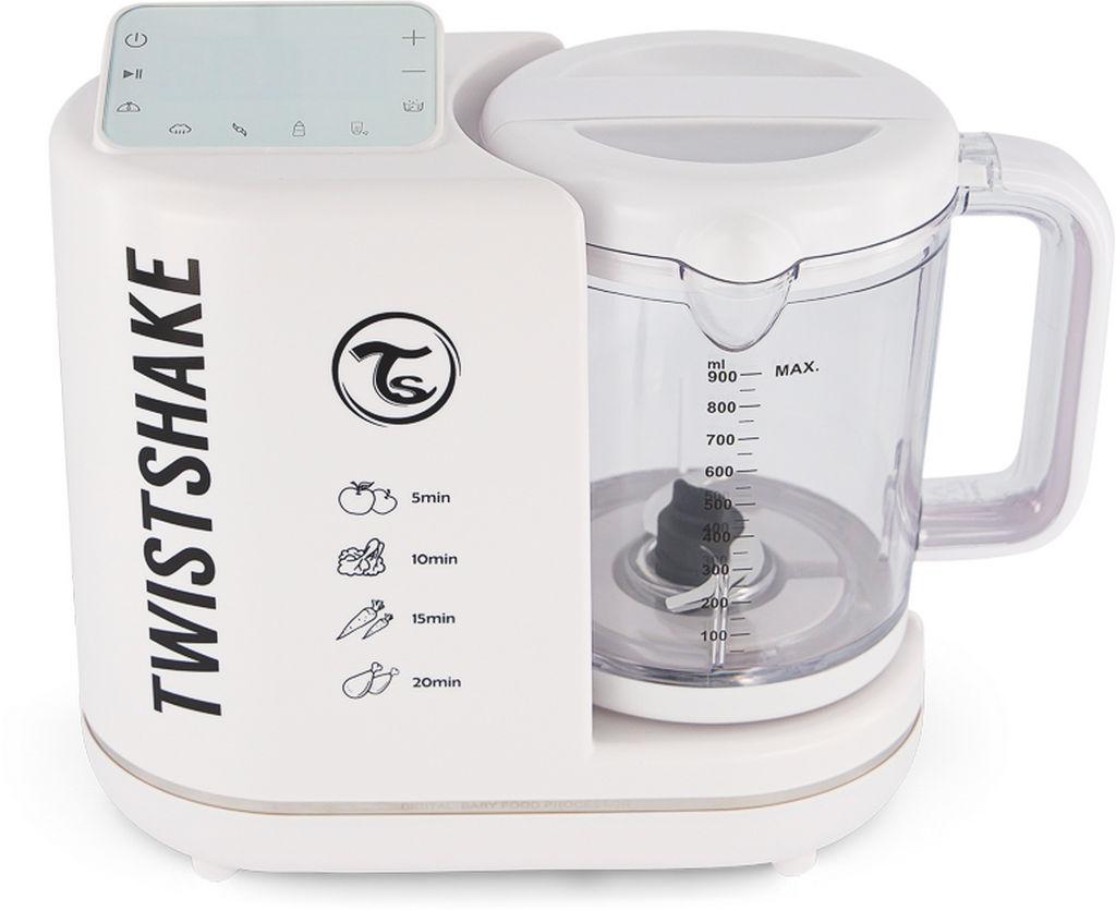 Kuhalnik Twistshake 6v1, bela