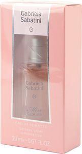 Toaletna voda Gabriela Sabatini, Miss Gabriela, ženska, 20ml