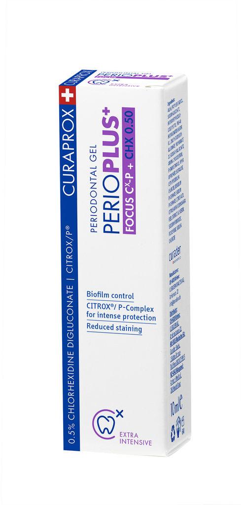 Zobni gel Curaprox, Perio Plus Focus, 10ml
