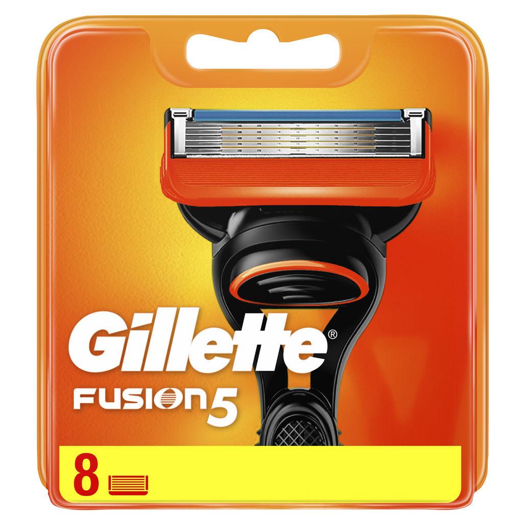 Vložki Gillette Fusion Manu 8/1