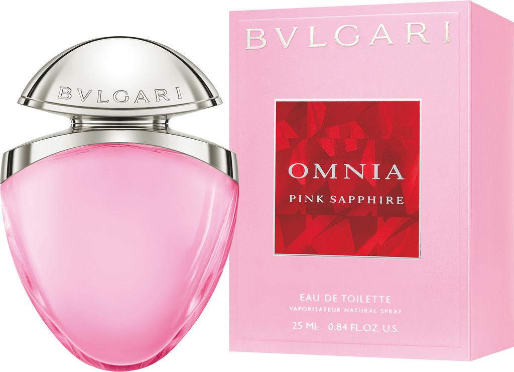 Toaletna voda Bvlgari, ženska, Omnia Pink, 25 ml