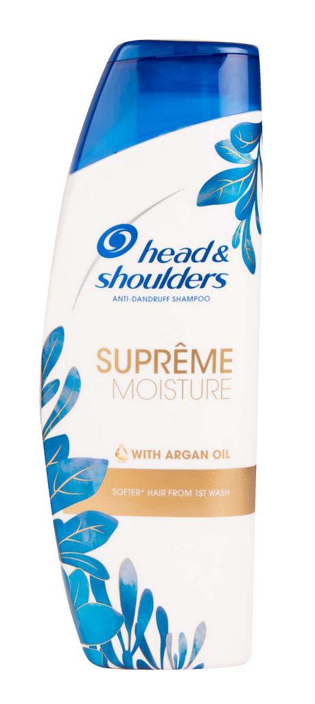 Šampon H&S Moisture, 270ml