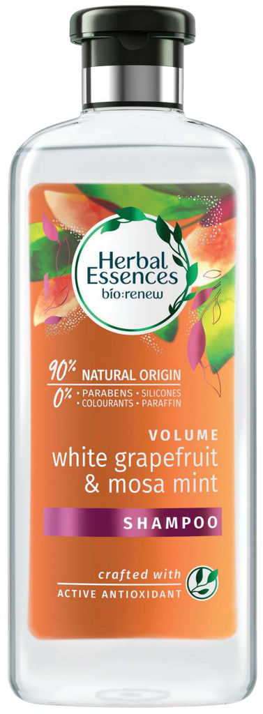 Šampon Herbal Esssences, White Grapefruit&Masa mint, 400ml
