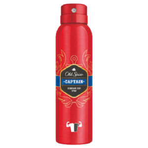 Deo.Old spice, sprej, Captain, 150ml