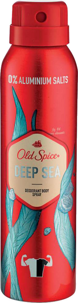 Dezodorant Old spice, sprej, Deep sea, 150ml