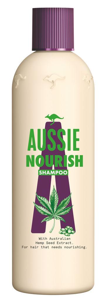 Šampon Aussie, konoplja, 300ml