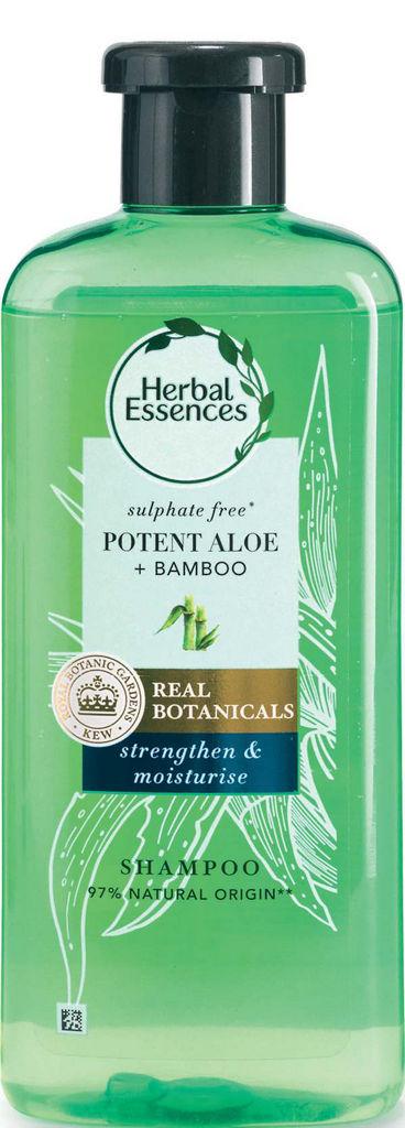 Šampon Herbal Essences, Bamboo, 380ml