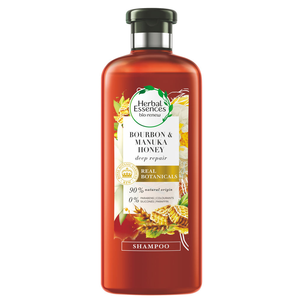Šampon Herbal Essences, Manuka honey, 400 ml