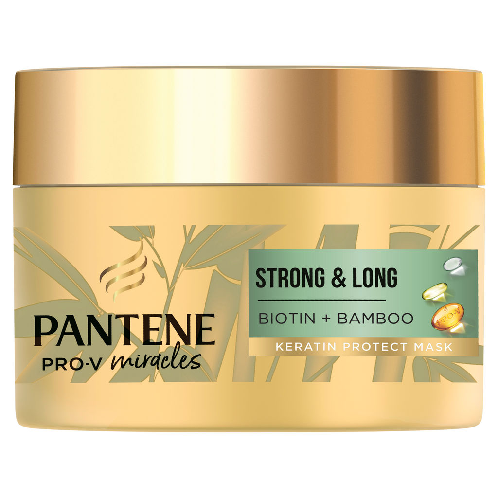 Maska Pantene, Bamboo, 160ml