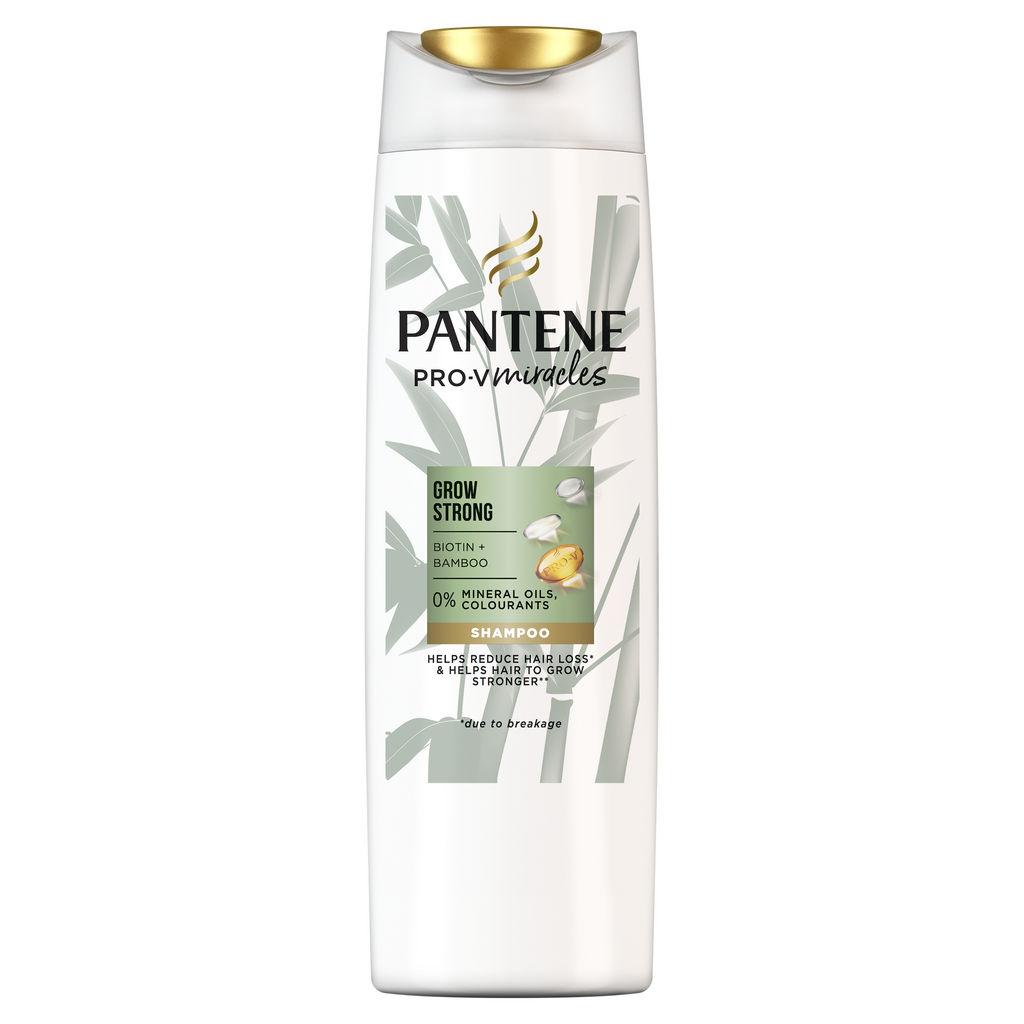 Šampon Pantene, Bamboo miracles, 300ml