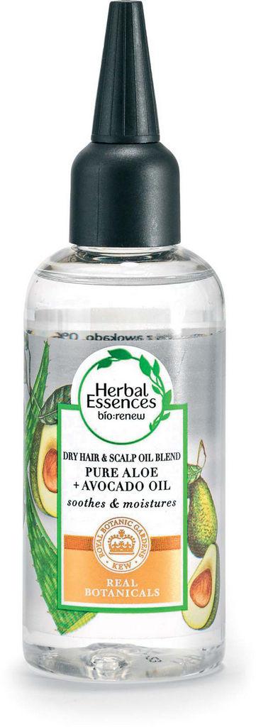 Olje za lase Herbal, Pur Aloe & Avocado, 100ml