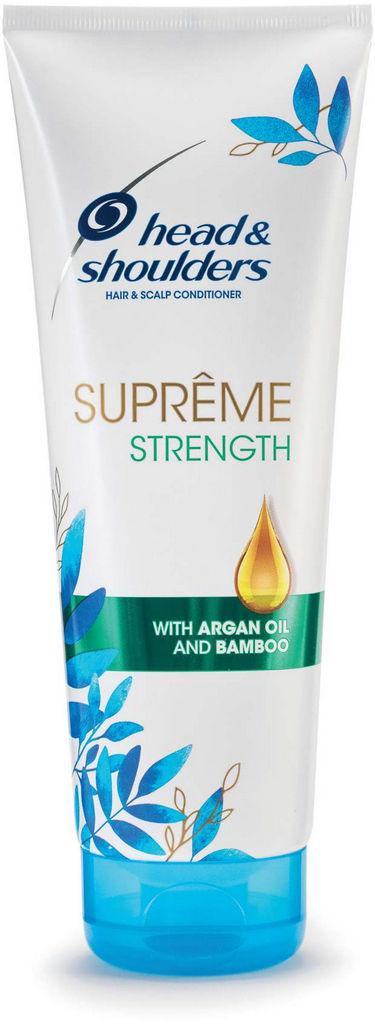 Balzam Head & Shoulders, Strength Bamboo, 220ml