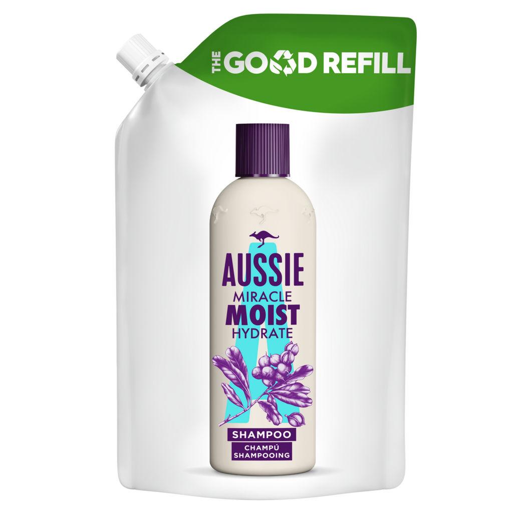 Šampon Aussie moisture, refill, 480 ml