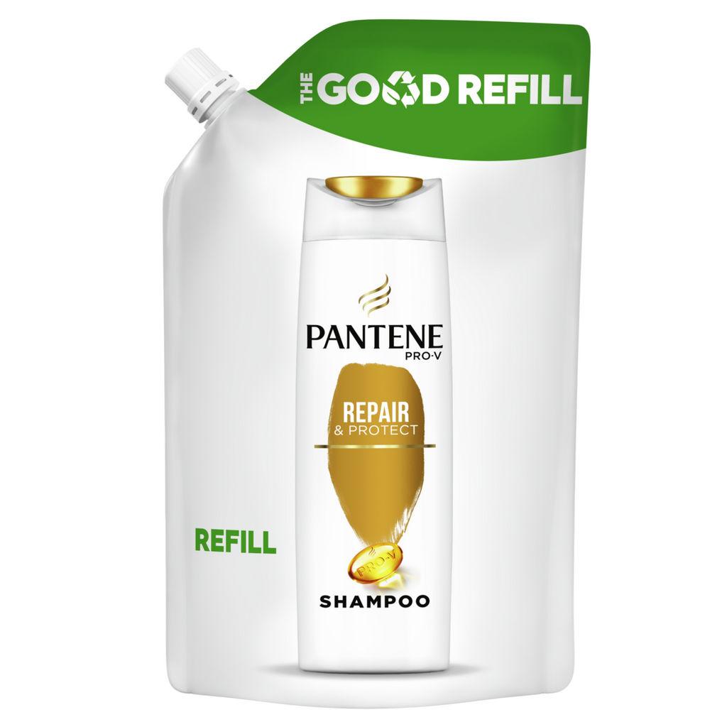 Šampon Pantene repair, refill, 480 ml