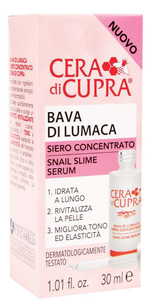 Serum Cera di Cupra, polžja slina, 30 ml