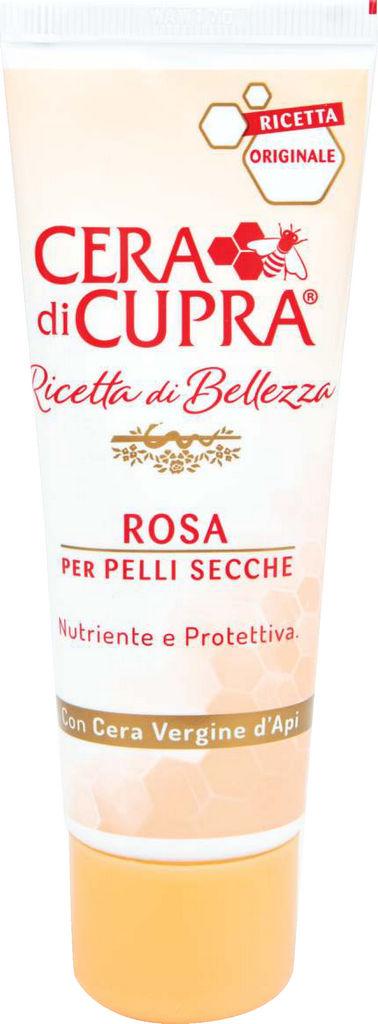 Krema za obraz Cera di Cupra, Rosa za suho kožo, 75 ml
