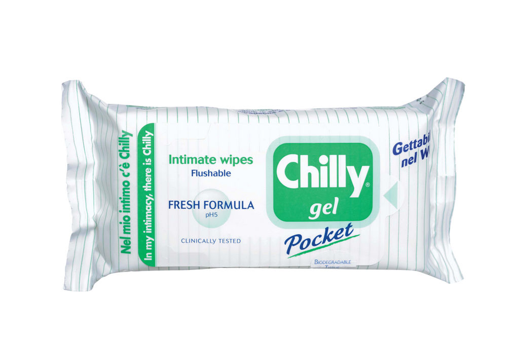 Robčki intimni Chilly, Fresh, 12/1