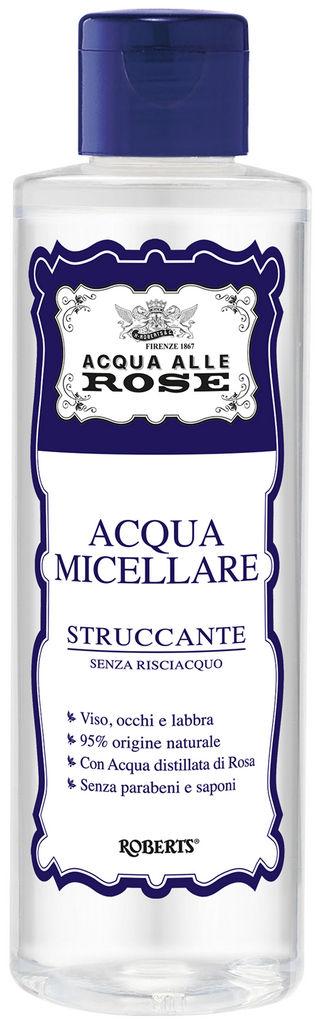 Micelarna voda Acqua alle rose, 200 ml