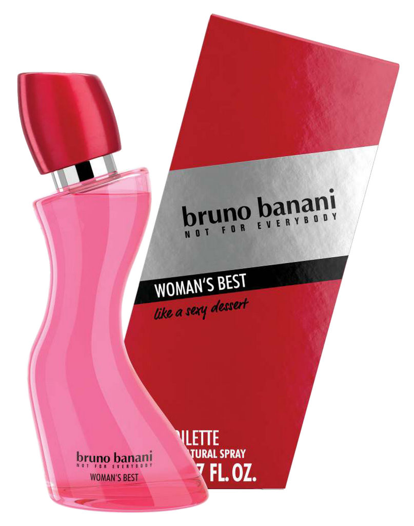 Toaletna voda Bruno Banani Woman's Best, 20ml