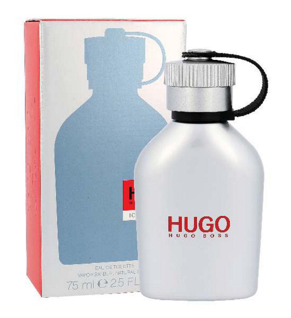 Toaletna voda Hugo Boss, Iced, moška, 75 ml