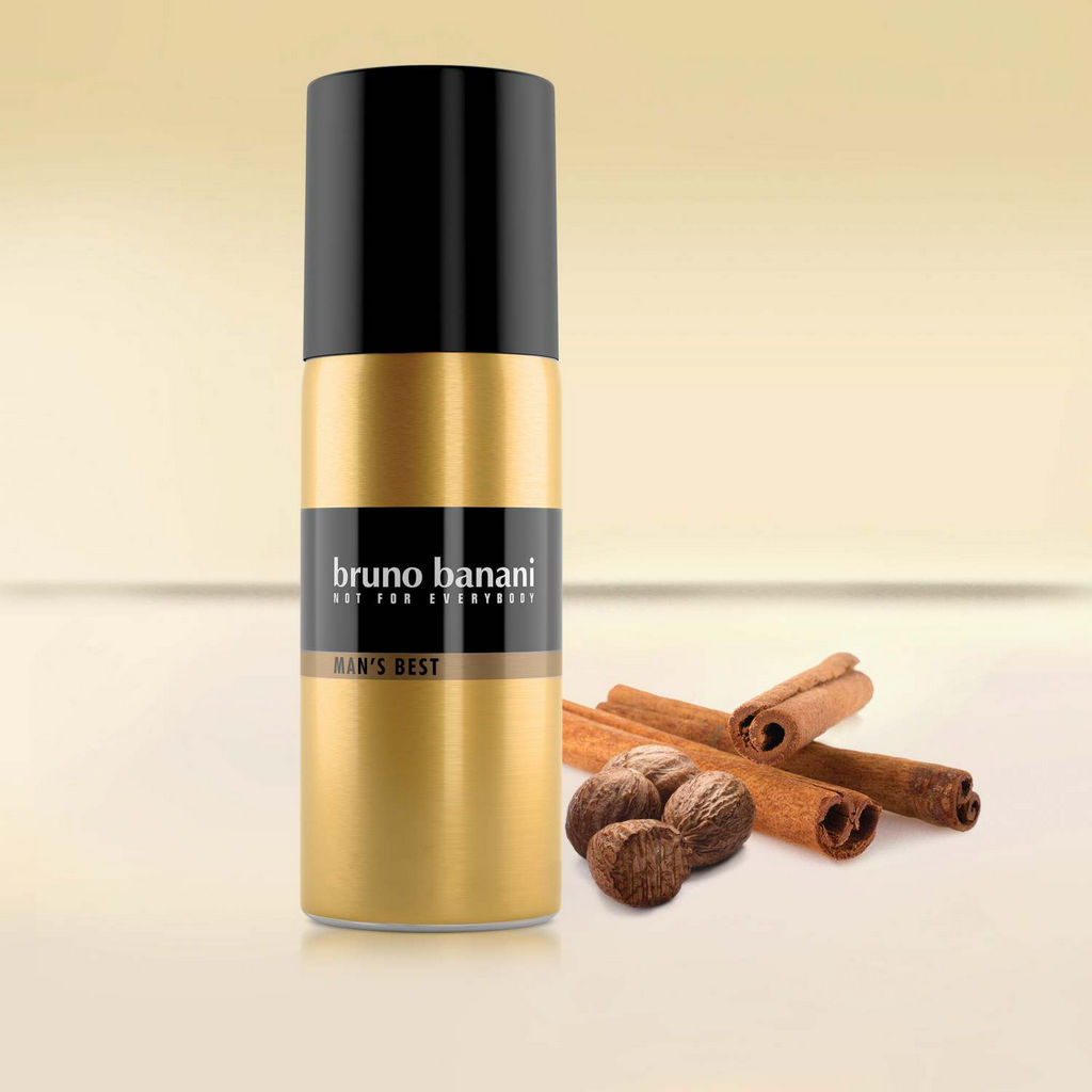 Dezodorant Bruno Banani Man's Best 150ml