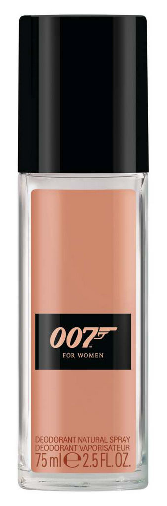 Deodorant James Bond 007 For Women III, ženski, 75ml