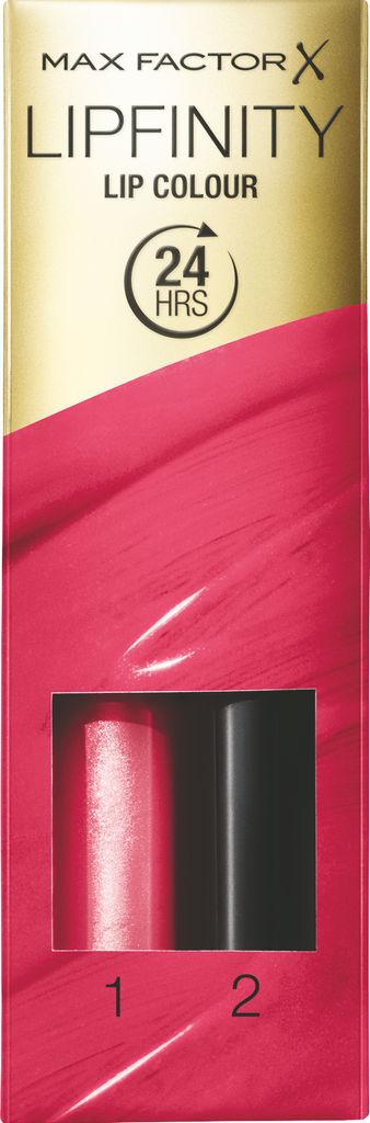 Šminka Max Factor, Lipfinity, dolgoobstojna z balzamom, 024