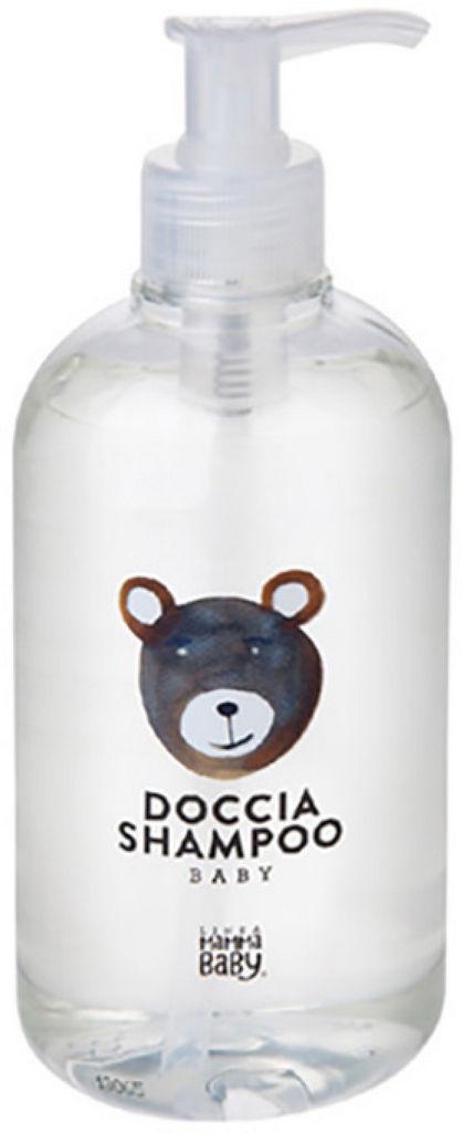 Gel za prhanje in šampon Linea Mammababy Giacomino, 500ml