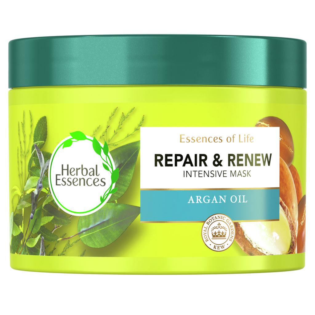 Maska Herbal Essences, Argan, 450 ml