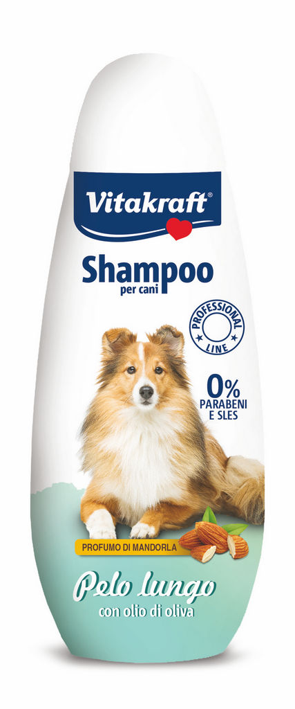 Šampon za pse Vitakraft, olivno olje, 250ml