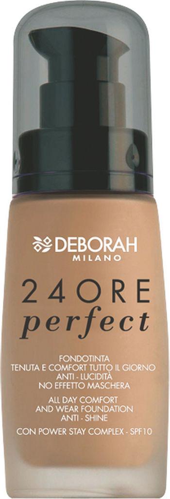 Puder Deborah, Long Lasting  24h, tekoči, 2