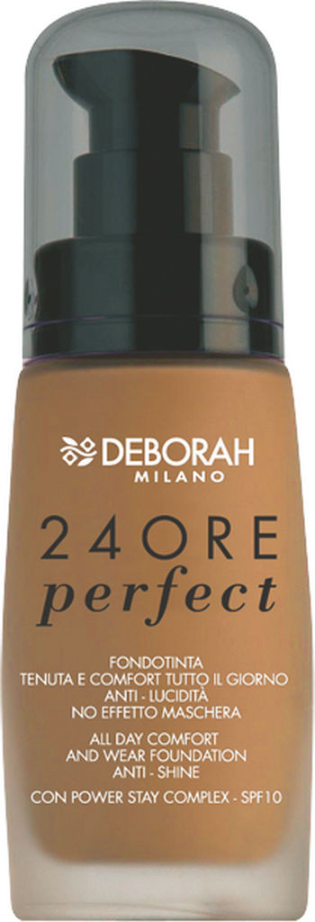 Puder Deborah, Long Lasting  24h, tekoči, 5