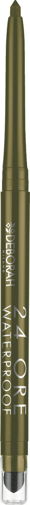 Svinčnik Deborah 24h vodoodporni za oči, zlato zelen, 05