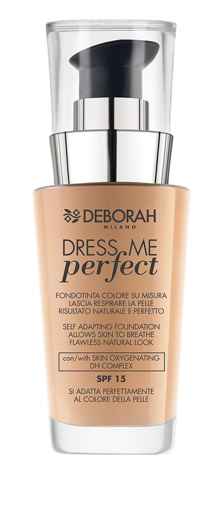 Puder tekoči Deborah, Dress me perfect FDT 00