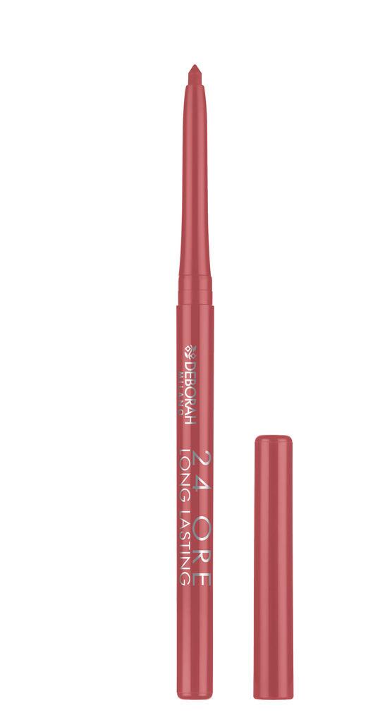 Svinčnik Deborah, 24h long lasting lip pencil, 05