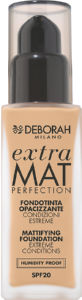 Puder Deborah, tek., Extra mat, fdt 03