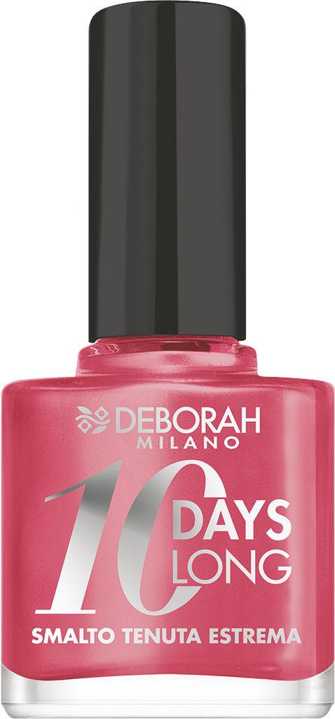 Lak za nohte Deborah 10 Days Long, 850 early Pink bubble