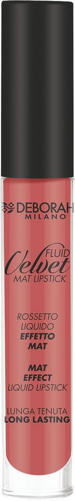 Rdečilo Deborah, Fluid Velvet Mat 13 Antique Pink