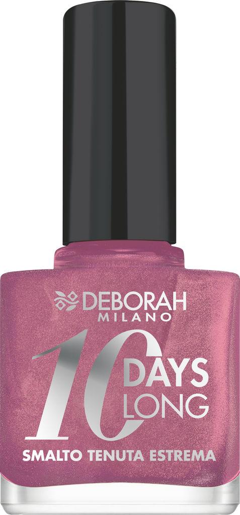 Lak za nohte Deborah 10 days long, 900 Mauve rose
