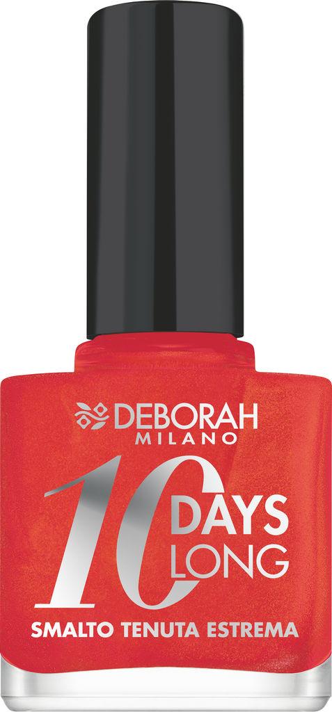 Lak za nohte Deborah 10 days long, 903 light red ro.