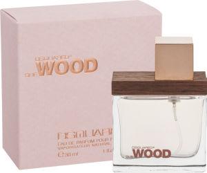 Parfumska voda Dsquared,  Wood, ženska, 30ml