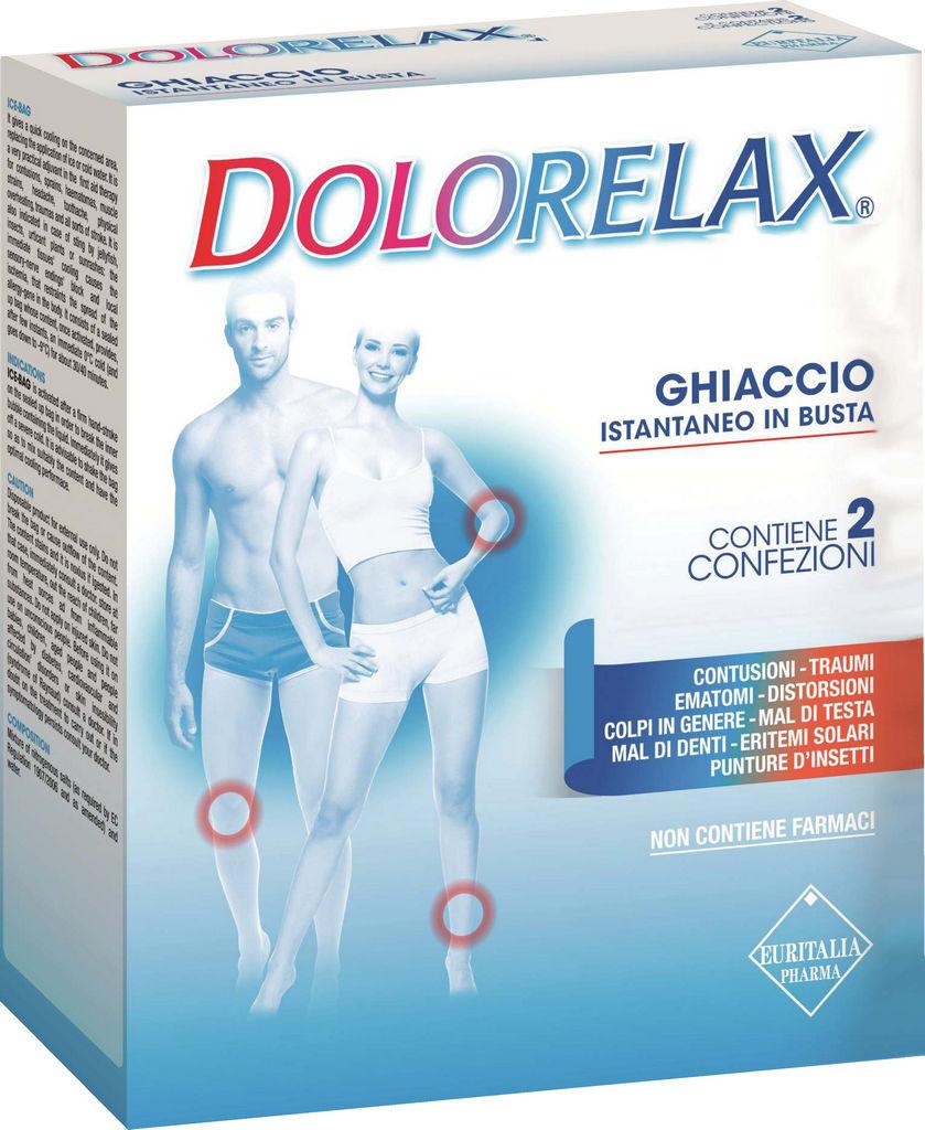 Hladilna vreča Dolorelax, Ice bag za enkratno uporabo