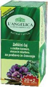 Čaj L'Angelica, za boljšo črevesno prebavo, 4 g