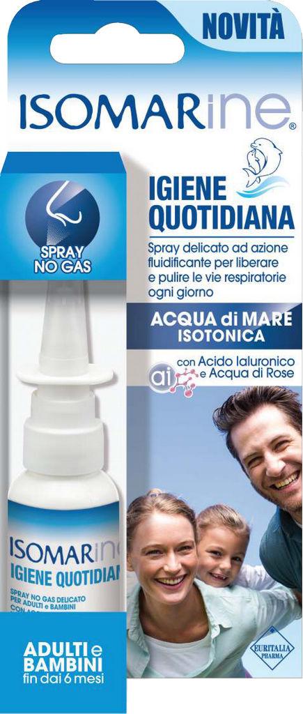 Pršilo Isomarine za higieno nosu, 30ml