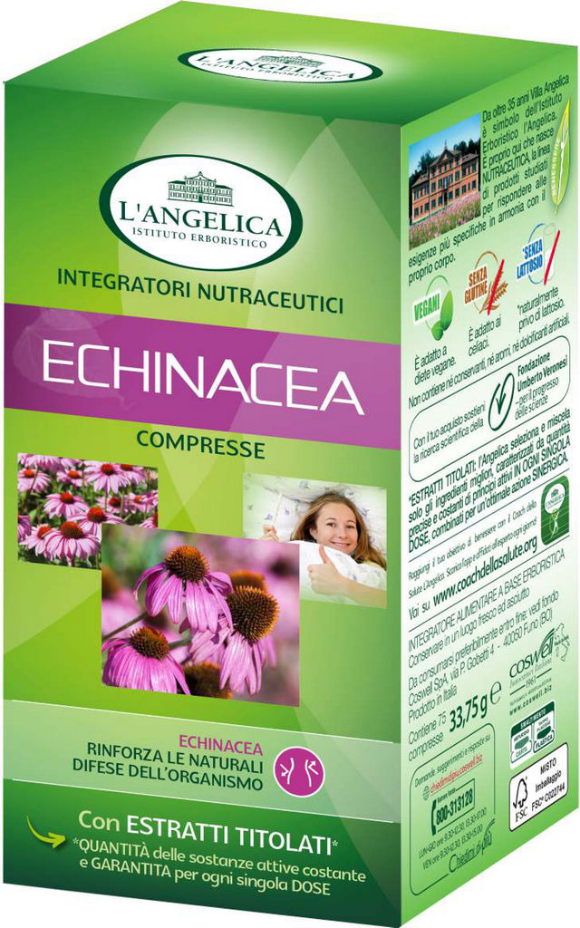 Čaj L'Angelica ameriški slamnik, 80 g