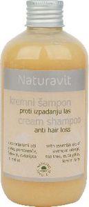 Šampon za lase Naturavit, proti izpadanju las, 250 ml