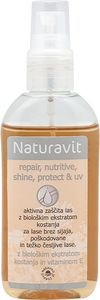 Zaščita las Naturavit, extra kostanj, 100ml
