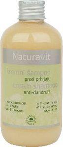 Šampon za lase Naturavit, proti prhljaju, 250 ml